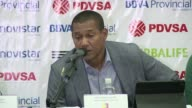 Venezuela football coach Noel Sanvicente said Friday that he is ready to face the team's South American qualifier for the 2018 World Cup without the...