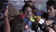 Venezuelan opposition leader Leopoldo Lopez met with former Spanish president José Luis Rodriguez Zapatero to whom he described the constituent...