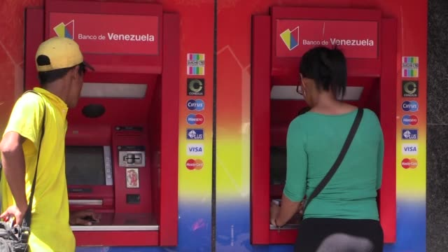 Venezuelans are worried that the economic crisis will worsen after the decision by President Nicolas Maduro's government to increase the minimum wage...
