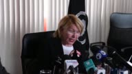 Venezuela's former attorney general Luisa Ortega accused the government Monday of hiring contract killers to go after her and other justice officials...