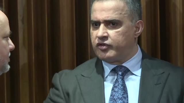 Venezuela's new attorney general Tarek William Saab a loyal Chavist and former national ombudsman says Monday at a press conference in Caracas that...