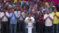 Venezuela's opposition invites president Maduro's government to withdraw its plans for rewriting the constitution and discuss serious proposals that...