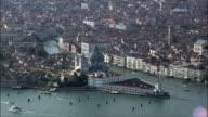 Venice - Aerial View - Veneto, Venice, Italy