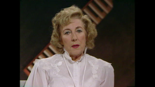 Vera Lynn talks about how Scandinavian nostalgia for her wartime songs which were listened to in secret during WWII started immediately after the war...
