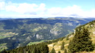 Vercors time lapse in summer HD.