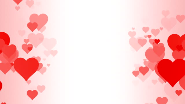 Love Wallpaper Hd Vertical : Vertical Rows Of Scrolling Hearts Over White Background Stock Footage Video Getty Images