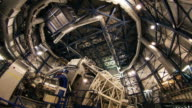 Very Large Telescope in Action
