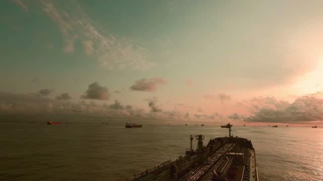 Vessel's horison