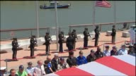 Veterans Perform a 21 Gun Salute on November 11 2010 in New York New York