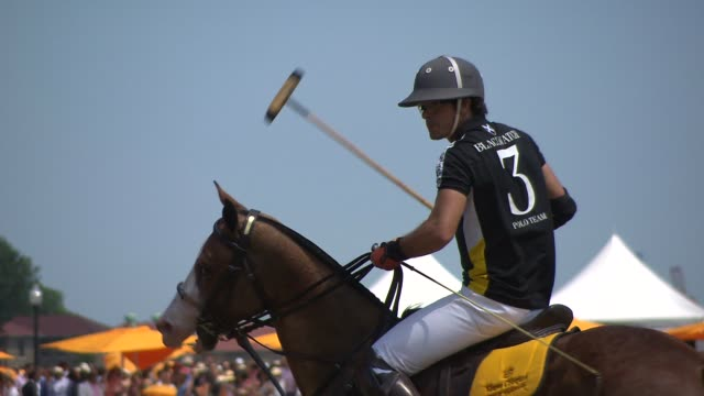 CLEAN Veuve Clicquot Polo Classic 2015 at Liberty State Park on May 30 2015 in Jersey City New Jersey