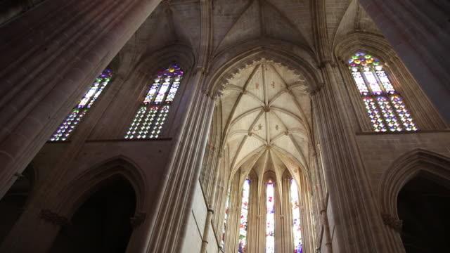 Viana do Castelo, interior of the basilica of Santa Luzia
