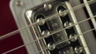 ECU Vibrating guitar strings / London, United Kingdom