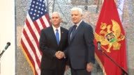 US Vice President Mike Pence says that the future of the Western Balkans lies in the West on the last leg of a tour aimed at reassuring Eastern...