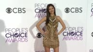 Victoria Justice at the People's Choice Awards 2017 at Microsoft Theater on January 18 2017 in Los Angeles California