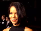 Victoria Rowell at the 'Dumb and Dumber' Premiere at the Cinerama Dome at ArcLight Cinemas in Hollywood California on December 6 1994
