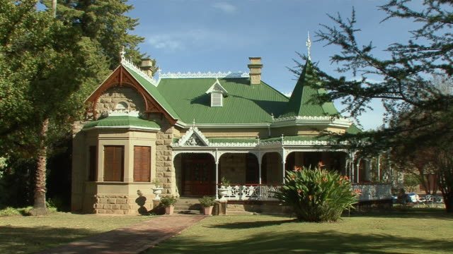 Ws Victorian Style House Of Rich Ostrich Farm Oudtshoorn
