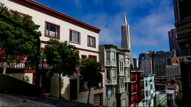 Victorians in San Francisco