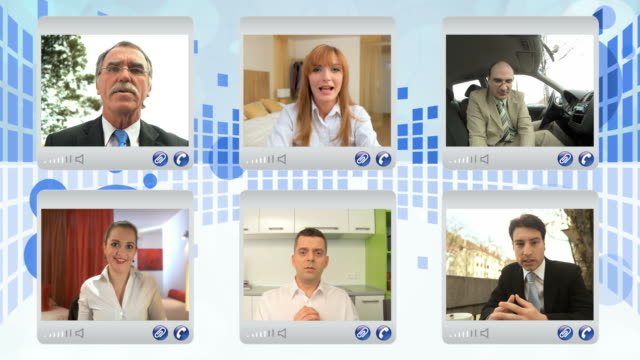 HD MONTAGE: Video Conference