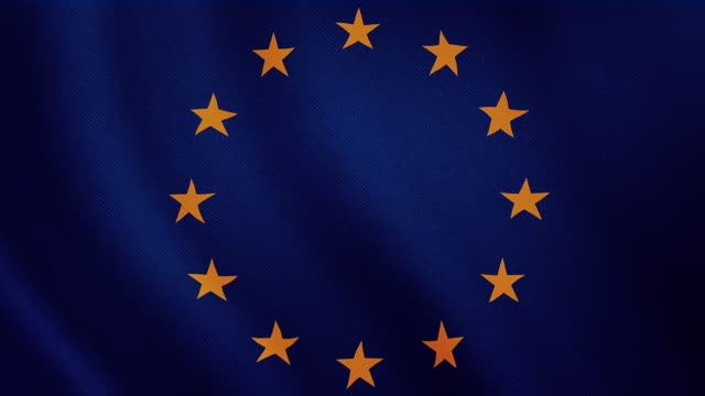4 K Video : Europea di bandiera