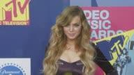 Video Music Awards at Los Angeles CA