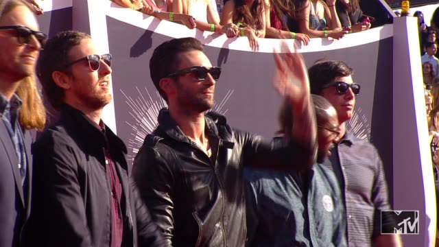 Video Music Awards at The Forum on August 24 2014 in Inglewood California