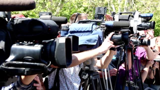 Video news reporters