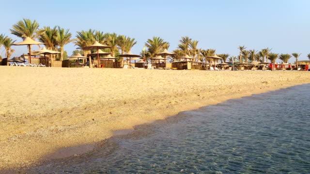 Video of beautiful beach