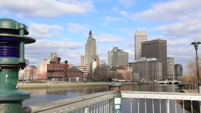 Video: Providence (RI) downtown morning