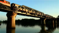 HD Video With Sound:The Bridge over the River Kwai, Thailand