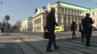Viena celebra los 150 anos del boulevard mas bello del mundo Ringstrasse mandado construir por el emperador Francisco Jose y reflejo de la epoca...