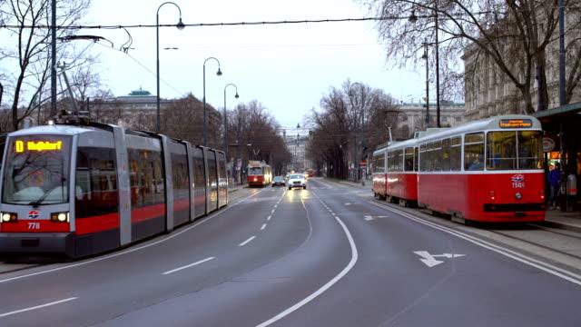 Wien-Straßenszene