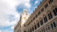 Vienna Town Hall-Zeitraffer