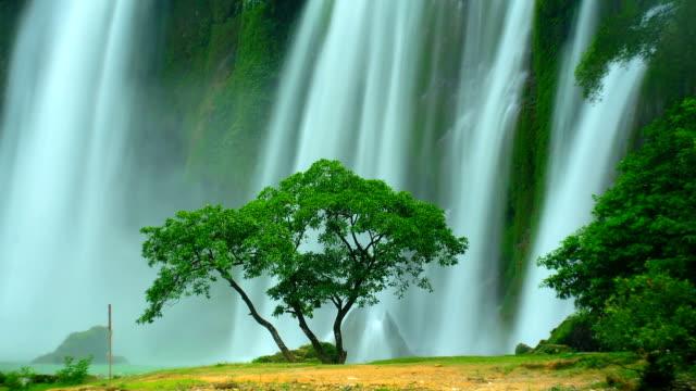 Vietnam Ban Gioc(Banyue )Waterfall