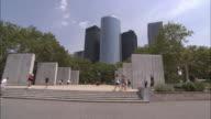 WS, PAN, Vietnam Veterans Memorial, Battery Park, New York City, New York, USA