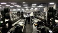 Vietnamese Textile Factory Interior