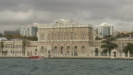 View Dolmabahce Palace in Istanbul, Turkey