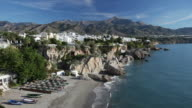 WS View from Balcon de Europa / Nerja, Andalusia, Spain