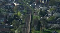 view from Galgenberg to the town of Wiltingen in Saar Valley on Saar River, Rhineland-Palatinate, Germany
