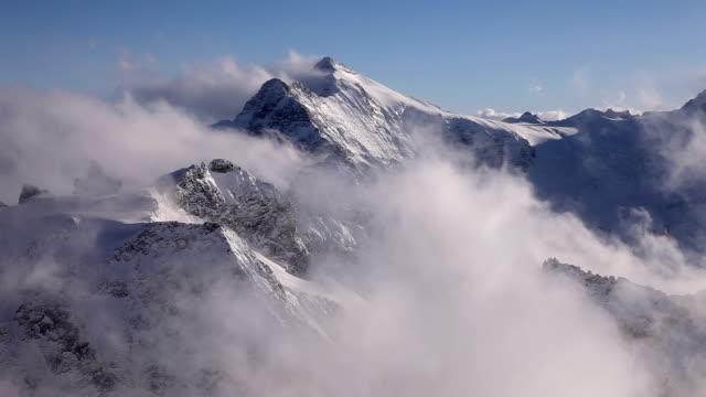 Vista dal Monte Titlis