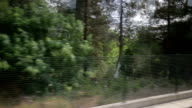View from train