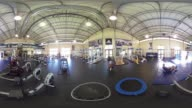 VR view of a gym in Durban South Africa
