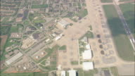 WS AERIAL ZI View of Altus Air force Base / Oklahoma, United States