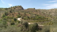 WS View of andalusian landscape / Marbella, Andalusia, Spain