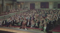 WS View of audience in theatre