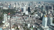 View of Bangkok City