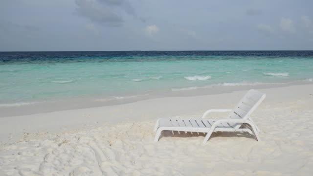 WS View of Beach lounger / Maafushi, Kaafu Atoll, Maldives