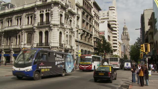 View of Building Corner, Uruguay