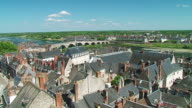 WS View of Chateau of Blois in city / Blois, Centre, France
