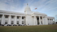 WS View of Colombo City Town Hall / Colombo, Western Province, Sri Lanka