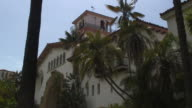 View Of County Courthouse In Santa Barbara Costa Rica